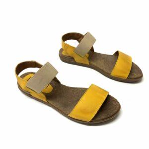 סנדל SIVAN צהוב 332