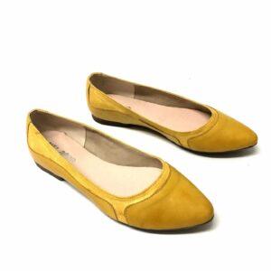 בובה עור KORAL צהוב 118