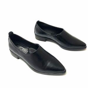 נעל עור MONIK שחור 700