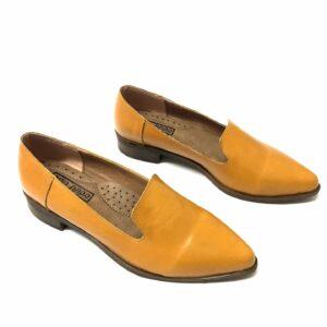 נעל עור ADI צהוב 708