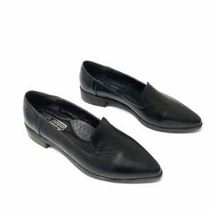 נעל עור ADI שחור 708