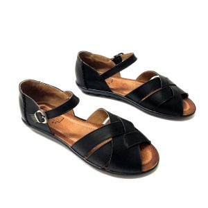 נעל עור SHOVAL שחור 888