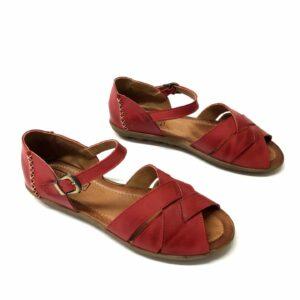 נעל עור SHOVAL בורדו 888