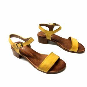 סנדל YASMIN צהוב 1207