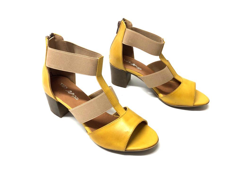 סנדל TOPAZ צהוב 691