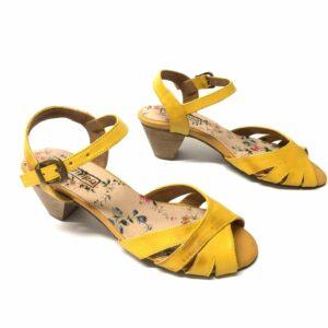 סנדל MALI צהוב 884