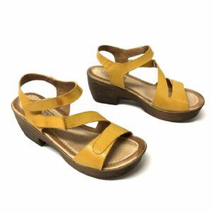סנדל SHLOMIT צהוב 991