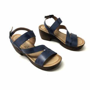 סנדל SHOSHI כחול 992