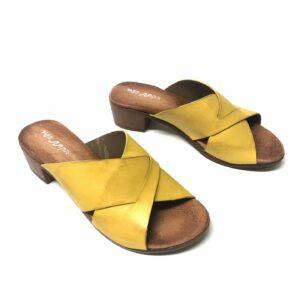 דגם 1225: כפכף בצבע צהוב