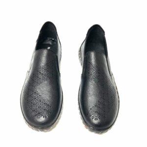 דגם 10672: נעל נוחות בצבע שחור