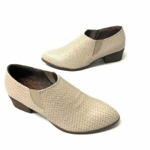 דגם 06050 : נעל שיקית בצבע קרוקו ב'ז