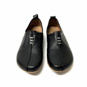 דגם 667A: נעל עור בצבע שחור