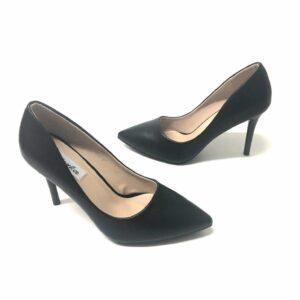 דגם 9321 : נעלי סירה בצבע שחור מט