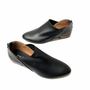 דגם 8894 : נעל עור GALIT בצבע שחור