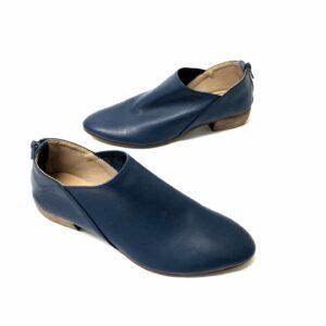 דגם 8894 : נעל עור GALIT בצבע כחול