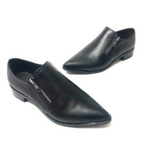 דגם 048 : נעל עור SONYA בצבע שחור