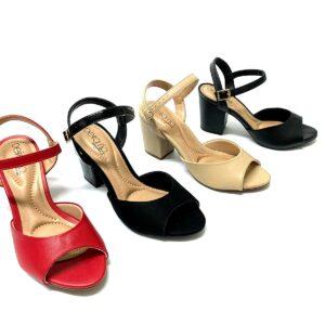 ניקוי נעלי נשים