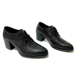 דגם 511 : נעלי אוקספורד מעור