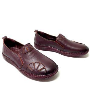 דגם 3097 : נעלי נוחות מעור