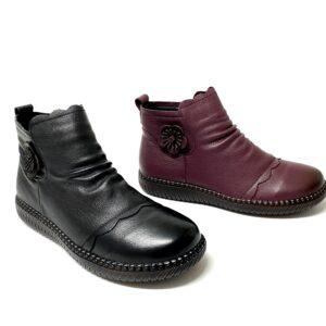 דגם 9918 : נעלי נוחות מעור