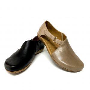 דגם 666 : נעלי עור נשים