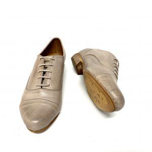 דגם 975 : נעל אוקספורד מעור