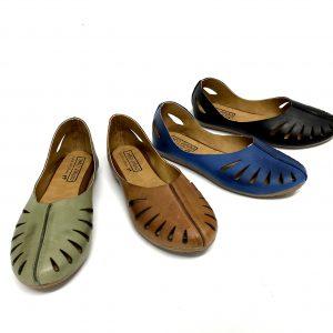 דגם 555 : נעלי נשים מעור