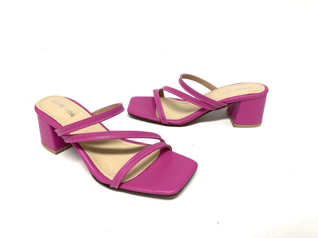 נעלי ערב לנשים עקב נמוך